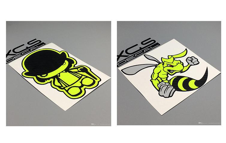 Contoh Cutting Sticker Decals