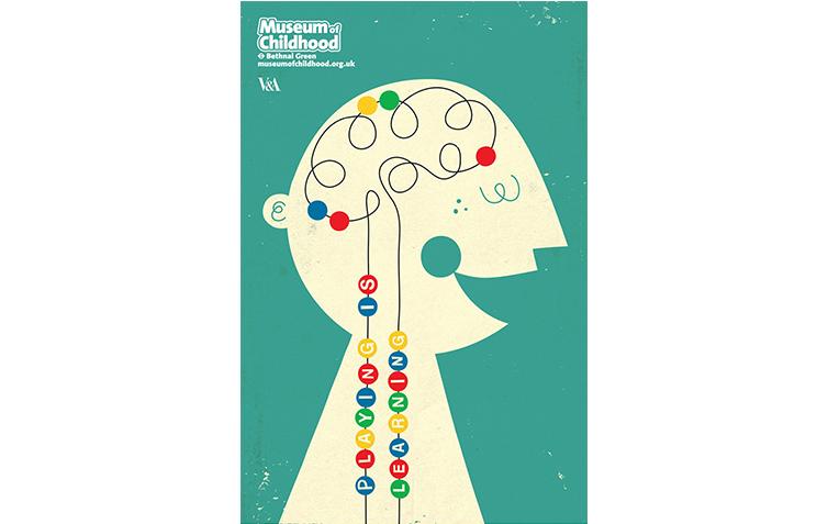 Contoh Poster Visual Besar