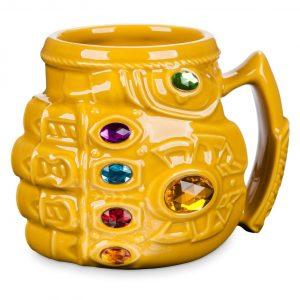 Desain Mug Sarung Tangan Thanos Terbaru
