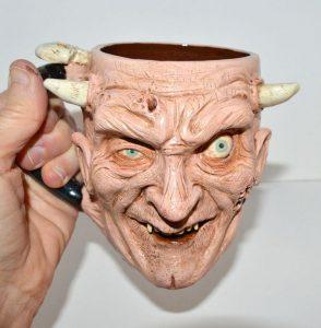 Desain Mug Tema Halloween