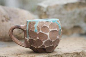 Desain Mug Unik Tema Alam