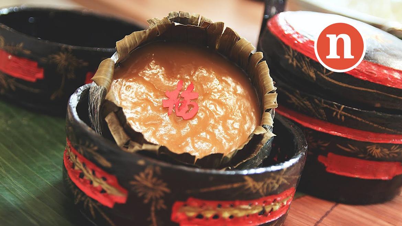 Makanan Perayaan Tahun Baru Imlek 2019 Kue bakul Kue Keranjang