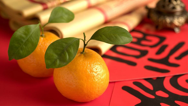 Makanan Perayaan Tahun Baru Imlek 2019 Jeruk Mandarin